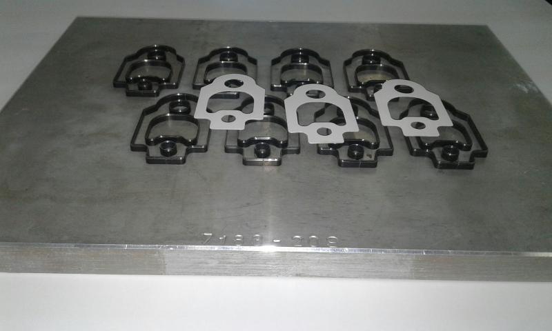 Facas de corte para máquina de corte e vinco
